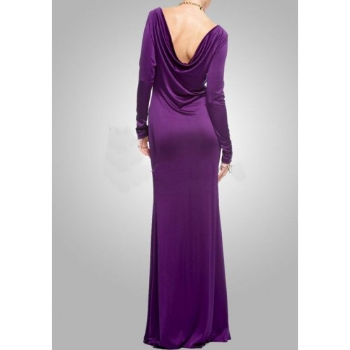 sırt degaje harika elbise